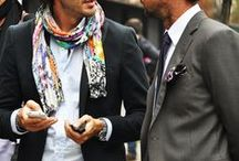Man Style / A man with style, know how to use your eyes and shows affection for others. This makes it elegant!