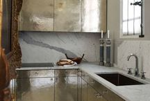 Upscale Interiors / Interior with custom elements and details & high-end, bespoke decor