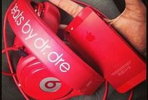 "Beats by dr Dre / ""With Beats, people are going to hear what the artists hear, and listen to the music the way they should: the way I do."" - Dr. Dre"