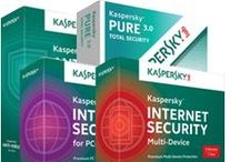 Kaspersky / We believe that everyone – from home computer users and small companies to large corporations and governments – has the right to be free from cyber-security fears.