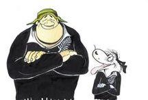 4misseyFootrotFlats / Classic NZ comic strip