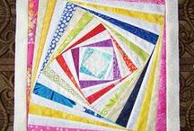 Foundation piecing / Patterns for Foundation piecing patchwork projects