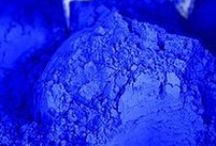 Cerulean - Blue - Maroc