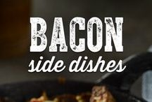 Bacon Side Dishes / Black Label® Bacon Side Dishes. More bacon recipes to go with your bacon.