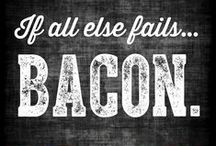 Bacon Sayings / You miss 100% of bacon you don't eat. Here are some of our favorite drool-worthy sayings to live by.