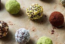 Healthier Desserts & Sweet Snacks