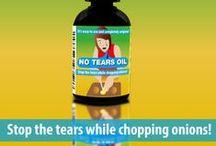 No Tears Oil