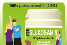 GLUKOSAMIN - 100% Glukosaminsulfat (2 KCL)