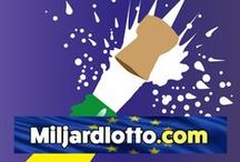 Miljardlotto.com / Hur man spelar lotto med minsta skattefria vinst 1 Miljard kronor – How to play the EU lotteries tax exempt – Miljardlotto.com