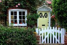 Cottage&Houses // 家やコテージ