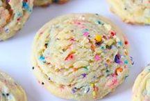 desserts / sweet sugary goodness