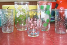 Vintage Drinking Glasses / by Sally Ann