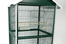 Aviaries / Bird Aviaries  Indoor Bird Aviaries Looking to house multiple birds, or just want to give your feathered friends a larger, more natural environment? Our indoor aviaries are just what you need! Elegant and spacious, our indoor aviaries give your birds more room to stretch their wings  Outdoor Bird Aviaries  Ever wished your birds could join you out of doors without fear from escape or danger from predators? Our outdoor aviaries are the answer! Create an outdoor play paradise for your birds!
