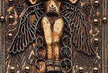 ~ Ancient Mesopotamia ~ / Sumerian, Assyrian, Akkadian, & Babylonian Mythology, Art, & Archeology