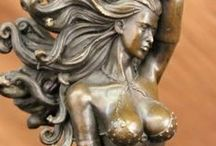 ~ Erotic Sculpture ~ / An artistic celebration of the adult human form ~ J. Johanis