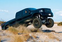Cars and trucks / Things with wheels
