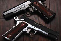 Guns / Victor and Nathan's gun board