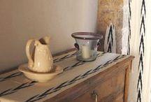 MEDITERRANEAN DECOR / Ambiences, indoor & outdoor living and mediterranean textiles for spaces to enjoy.