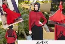Make a stylish combination with Alvina! / stylish combinations