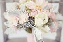 Blush Wedding / #tabledeko #vintage #Pastell #Flower #Flowers #Bouquet #Wedding #bride #blush