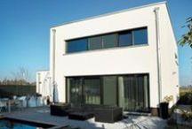 Moderne Villa's / Villabouw, Moderne architectuur