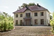 Landhuizen / Klassieke villa, Landhuis
