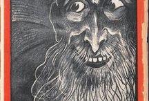 Dracula di Bram Stoker, il mistero delle prime edizioni / Libro sulle prime edizioni misteriose e introvabili del Dracula di Bram Stoker. Per la prima volta viene pubblicata consapevolmente la prima immagine del vampiro letterario di Bram Stoker.