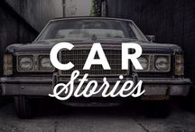 Car Stories / Classic cars I day dream about.