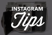 Instagram Tips / Instagram tips and resources.