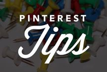 Pinterest Tips / Pinterest tips and resources.