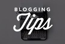 Blogging Tips / Blogging tips I find useful.