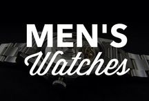 Men's Watches / Sweet collection of watches.