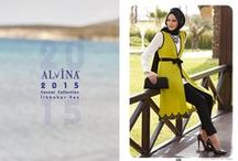 ALVİNA '15 Casual Collection İlkbahar - Yaz / www.alvinaonline.com