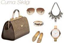 ALVİNA Çanta Koleksiyonu / Handbags Collection / Alvina çantalar bu sezon şıklığınızın ve stilinizin tamamlayıcısı olacak..
