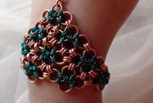 chainmail / hand made jewellery