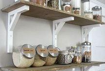 Organização/Cozinha