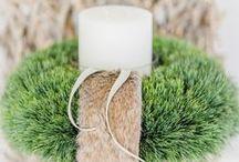 Advent by Milles Fleurs / Advent - Weihnachten - Xmas - Kerzen