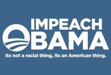 President Barack Obama / You can't blame me, I never voted for the worst President this country has ever had.