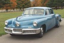 1948 Tucker Torpedo 48 / I tried to find all the best pictures of each of the Tuckers that were produced.