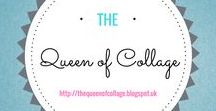 LATEST From The Queen of Collage Blog / Discover all my blog posts from http://www.thequeenofcollage.blogspot.co.uk here in one place. From outdoor adventures to creative crafts on a budget it's all here waiting to be explored.