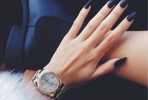 N A I L S / I really love nails, omg. This looks so gooooood.
