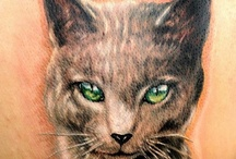 Tattoos! / by Erica Sladek