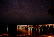Night Shots of Hervey Bay Queensland / Just some of the Beautiful spots around the Bay