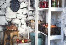 -ROOT CELLARS- / Our great-grandparents knew a thing or two about preserving food!