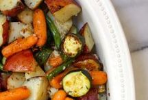 -SIDE DISHES- / Don't forget the sides...they unite a meal.