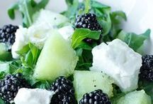 -SALADS & DRESSINGS- / Salad - one of my favorite foods!