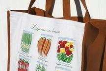 """- FARMERS MARKET BAGS - / Products from my Etsy shop, Jiggety Pig (www.JiggetyPig.etsy.com), selling eco-friendly marketing bags!  """"To market, to market, to buy a fat PIG.  Home again, home again, JIGGETY jig."""""""