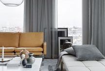 holm° | Live / Great Northern Indoors - Scandinavian inspiration for your living room; Nordic charm and Scandinavian clarity.