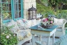 Romantic Cottage Style / by Becky McGee