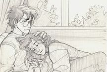 Harry Potter / Now Reading the Series for the 14th Time.  / by Lina Fulmer
